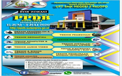 PPDB SMKN2 PALOPO NO SONASI
